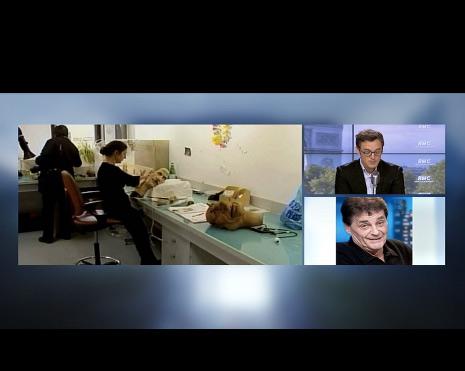 Arrêt du direct pour les guignols de Canal +