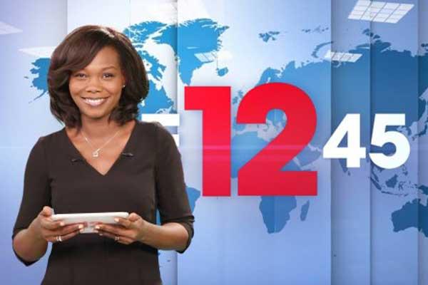 Les nouveautés du 12.45 et 19.45 de M6 à la rentrée 2015 / Crédit : Marie ETCHEGOYEN/M6