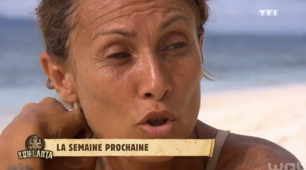 Chantal en finale Koh Lanta 2015 ?
