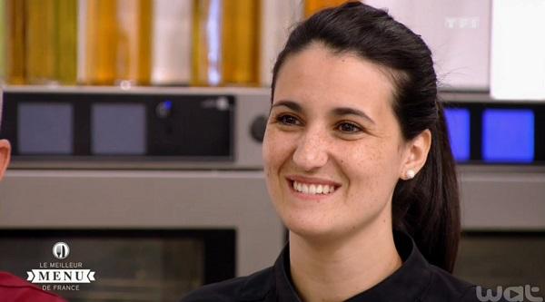 Magalie Trucco dans Le meilleur menu de France sur TF1
