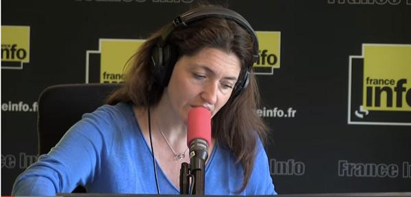Raphaelle Duchemin sur RMC : vos avis et commentaires en tant que joker de Bourdin ?
