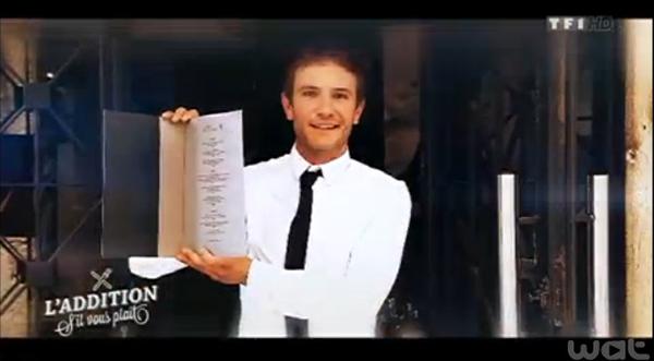 Avis et adresse sur le restaurant de Nicolas dans l'addition S'il vous plait de Montpellier