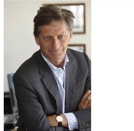 Nicolas Tavernost en dit plus sur la rentrée 2015 / Crédit : Sylvie LANCRENON/M6