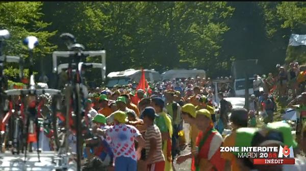 Avis et commentaires sur Zone Interdite du Tour de France 2015