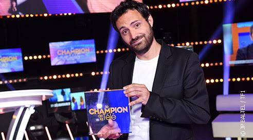 François champion de la télé