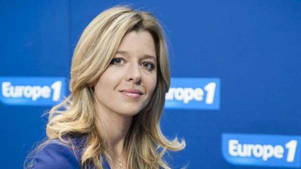 La rentrée 2015 de Wendy Bouchard sur Europe 1 / Photo Europe 1