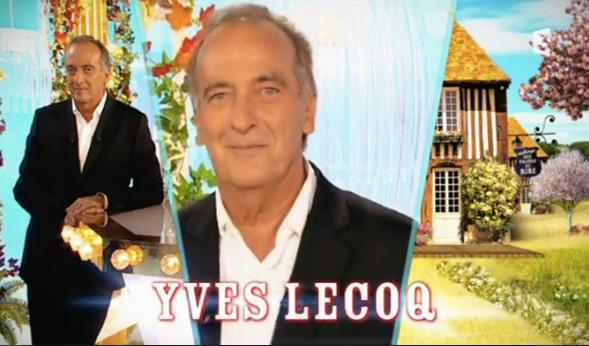Yves Lecoq l'animateur Les grands du rire de France 3