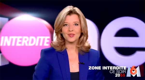 Mathieu Madénian dans Zone Interdite sur M6 le 14/07
