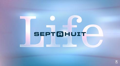 Sept à Huit Life le sommaire axé sur la rentrée scolaire, la dragueuse sur internet