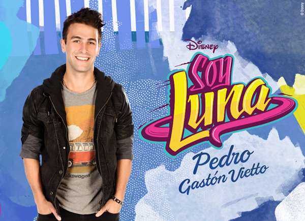 Pedro de Soy luna la série / Photo Disney Channel