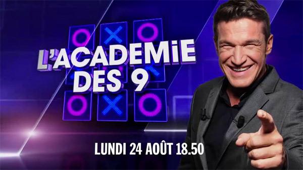 L'académie des 9 quelle audience NRJ12 ?