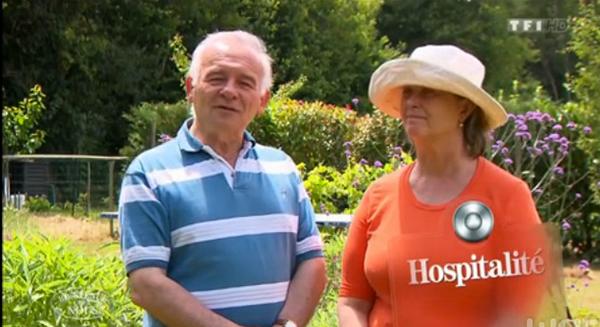 Avis et commentaires sur la maison d'hôtes d'Agnes et Claude de Bienvenue chez nous
