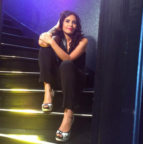 Vos avis et commentaires sur Aida Touihri dans le grand 8 de D8 / Photo @AidaTouihri