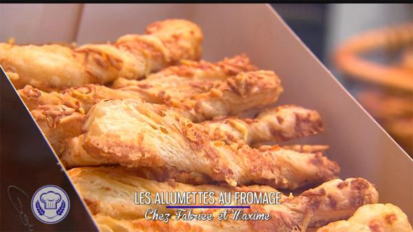 Les recettes du 17 août 2015 dans la meilleure boulangerie de France