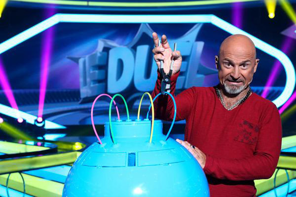Succès pour Boom sur TF1 ou échec? Lagaf prêt à arrêter la télé !