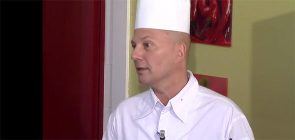 Avis et commentaires sur Hervé Fourrière du meilleur menu de France de TF1 / Capture écran