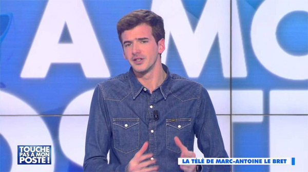 Avis Marc Antoine Le bret  ONPC / Photo twitter