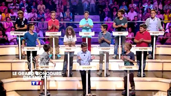 Coup d'envoi pour le grand concours des enfants 2015 : qui est le vainqueur ?
