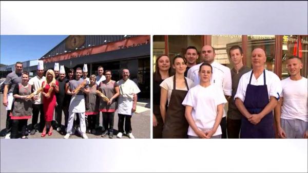 Les boulangeries en compétition mardi dans #LMBF