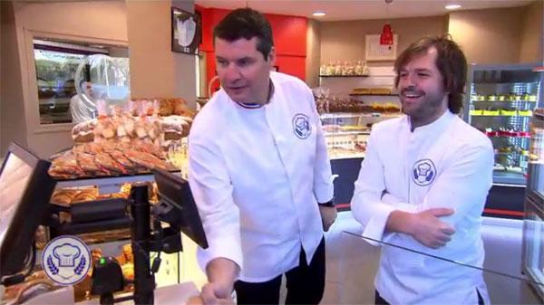 Vous aimez Gontran Cherrier dans la meilleure boulangerie de France ? quel look ?