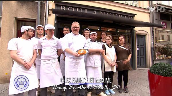 Boulangerie M6 de Fabrice et Maxime : son adresse et ses recettes
