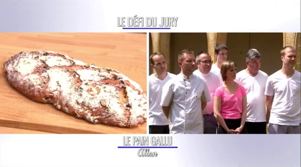 Le pain Gally d'Allan : sa recette a convaincu
