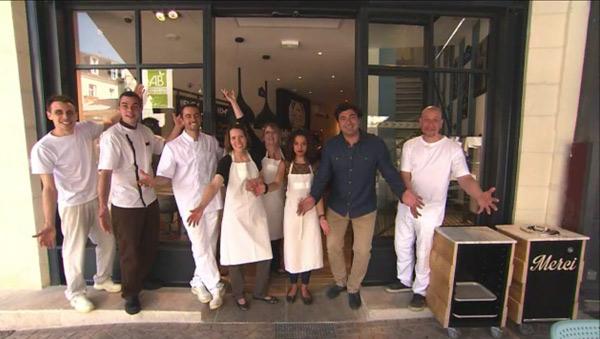 Les gagnants du jour de la meilleure boulangerie de France saison 3