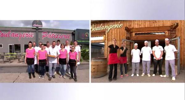 Les boulangeries de #LMBF du mardi 18/08/2015