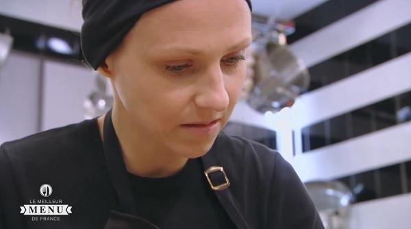 Avis et commentaires sur Caroline Vignaud du meilleur menu de France sur TF1 - capture d'écran