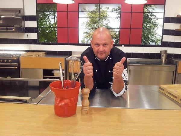 Avis et commentaires sur Christophe Le Fur du meilleur menu de France sur TF1 - crédit photo Auberge-Grand-Maison