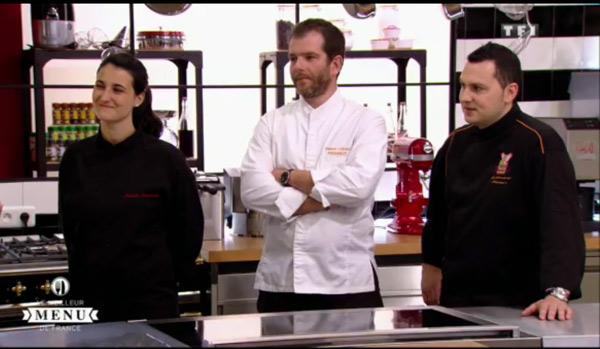 Qui est le gagnant du meilleur menu de France sud est du 28 août 2015 ?