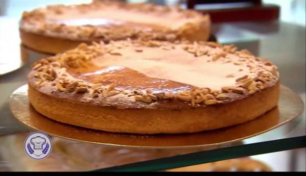 La tarte Ardennaise avec ses mirabelles