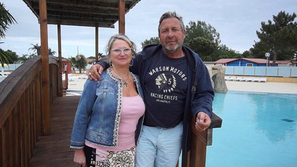 Avis et adresse du camping de Maryse et Serge à Saint Cyprien pour Bienvenue au camping  / crédit photo TF1-Coyote
