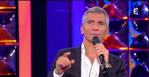 Nagui roi de l'access de France 2
