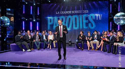 Avis sur la grande soirée des parodies télé de TF1