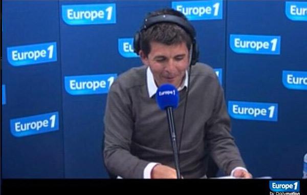 Nouveautés Europe 1 matin dès le 24 août 2015