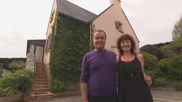 Avis et commentaires sur la maison d'hôtes de Sylvie et Frederic de Bienvenue chez nous / Photo TF1