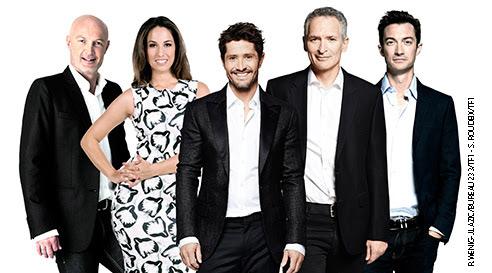 La nouvelle équipe de Téléfoot de TF1 dès le 30 aout 2015