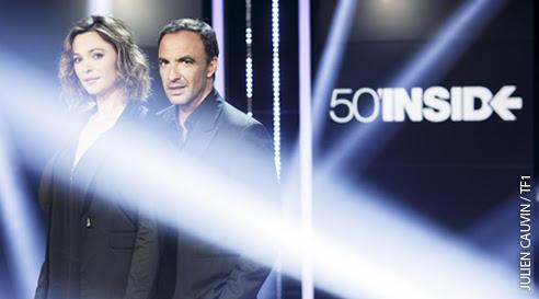 Ce qui change dans 50 minutes inside à la rentrée 2015 sur TF1