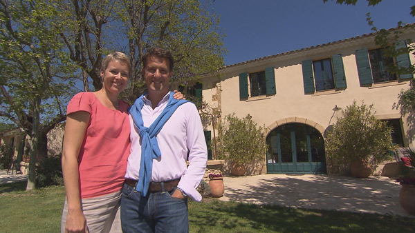 Avis et commentaires sur la maison d'hôtes de Violaine et Jean de Bienvenue chez nous / Photo TF1