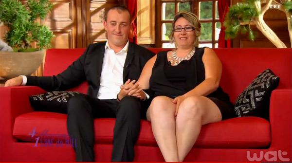 Le mariage de Sabrina en Bourgogne pour 4 mariages pour 1 lune de miel  : vos avis et commentaires