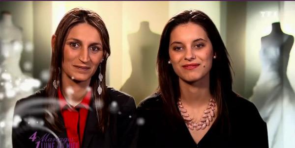Avis et commentaires sur le mariage de Morgane dans 4 mariages ...avec Sandrine la maman mariée juge.