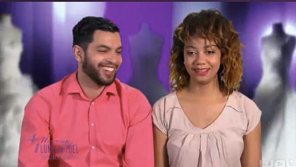 Le mariage de Myriam et Mohamed dans 4 mariages pour 1 lune de miel