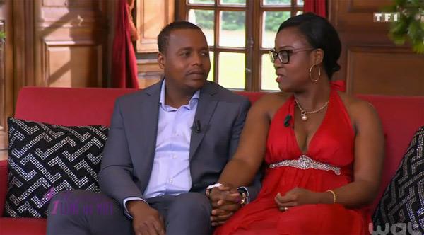 Le mariage de Patience sur TF1 dans 4 mariages pour 1 lune de miel