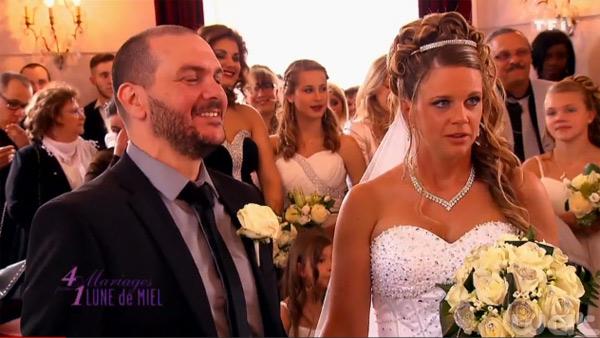 Les réactions et avis sur le mariage de Laetitia et James mardi 22/09/2015