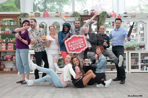 Photo des candidats Le meilleur pâtissier saison 4 de M6 d'octobre-novembre 2015