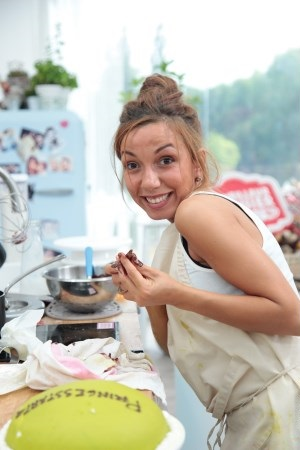 Avis sur la bloggeuse Anissa du meilleur pâtissier saison 4 / Photo Lou Breton