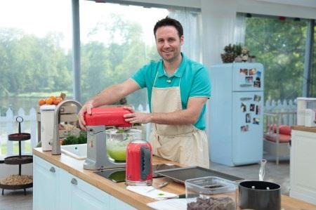 Vos avis sur Johan du meilleur pâtissier de M6 / Photo Lou Breton