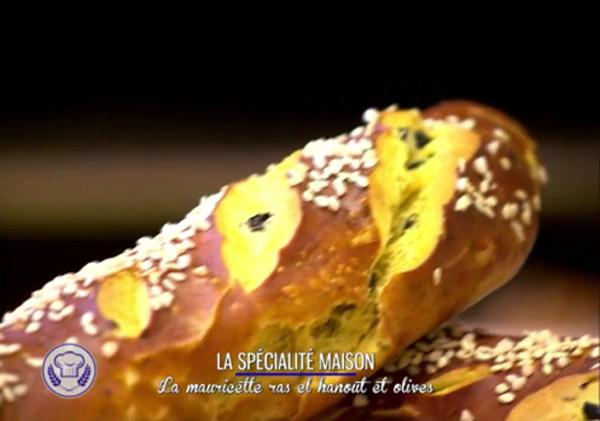 La recette de la mauricette ras el hanout et olives dans #LMBF