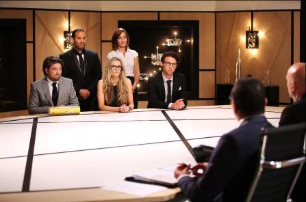 Audience médiamétrie pour The Apprentice sur M6 / Crédit : PIERRE OLIVIER/M6